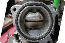 Cyclone holds EGR valve clean and prevent overgrown with carbon deposition.